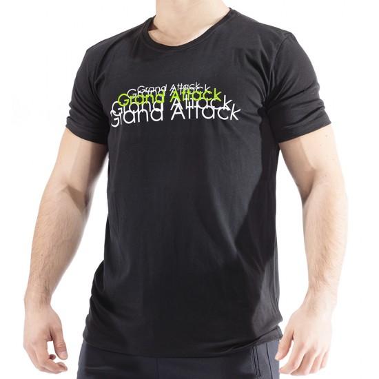 23194-1 Black 2020 Мъжка Тениска
