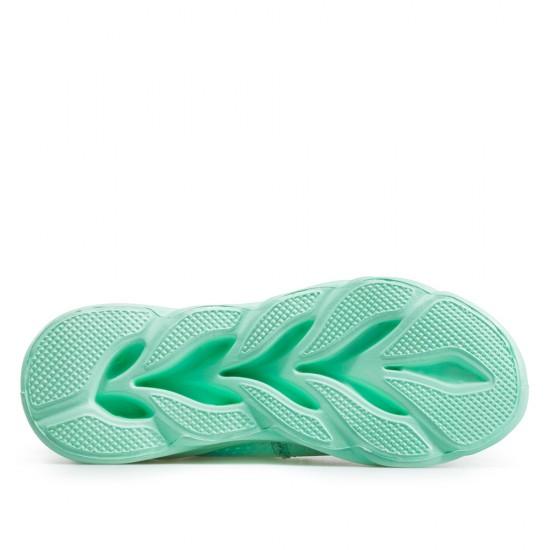 Дамски Маратонки от Дишащ Текстил цвят Мента GRAND ATTACK 30870-4 The Core Mint