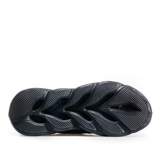 Черни Унисекс Маратонки от Дишащ Текстил GRAND ATTACK 30870-1 The Core Black