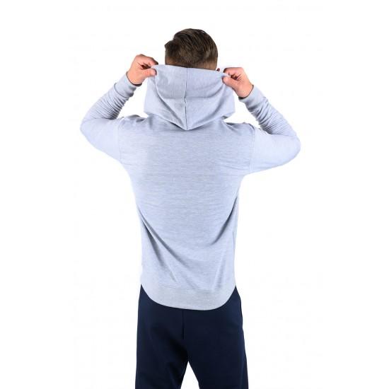 Мъжки Суичър CrossFit 23360-2 Grey 3XL-5XL