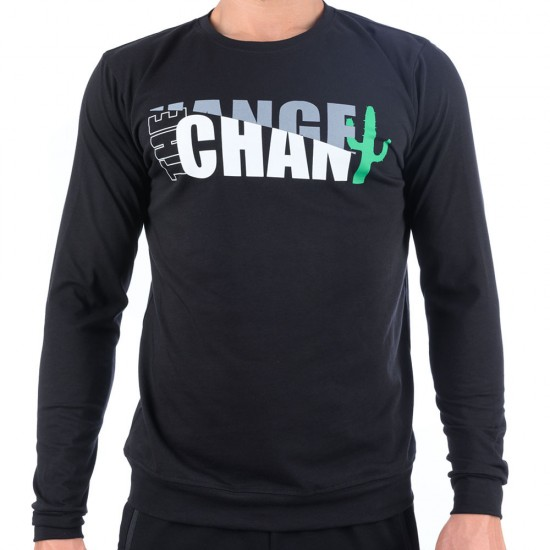 Мъжка Блуза The Change 23363-1 Black
