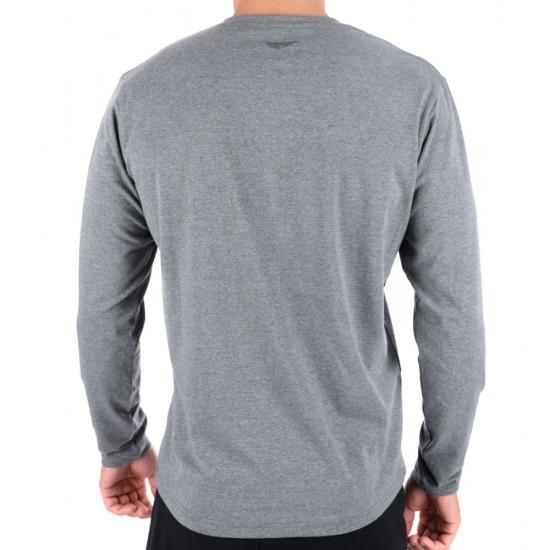 Мъжка Блуза Different 23365-3 Grey 3XL-5XL