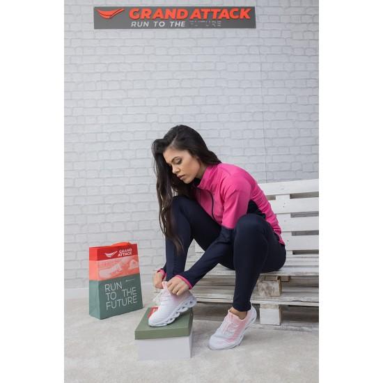 Розов Дамски Спортен Екип Grand Attack 23305-2 Pink