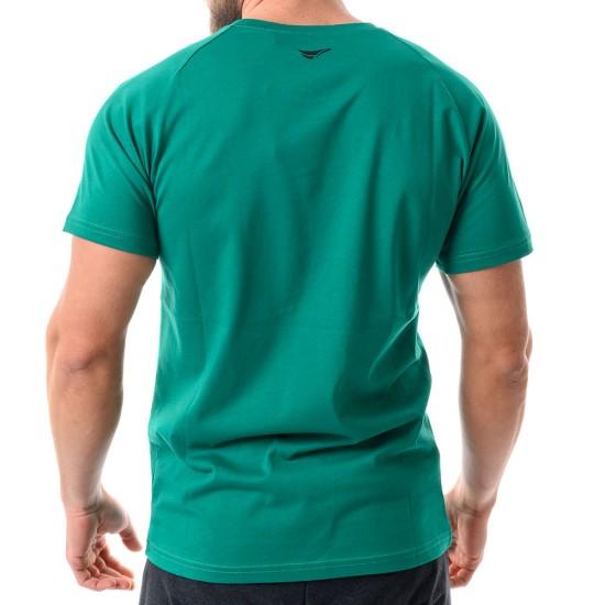 23319-3 Green Мъжка Тениска Chase M-XXL