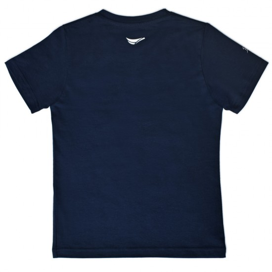 23345-3 Navy Детска Тениска It's All Right