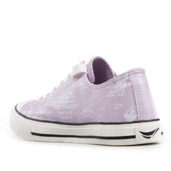30814-4 Purple Дамски Кецове 36-41