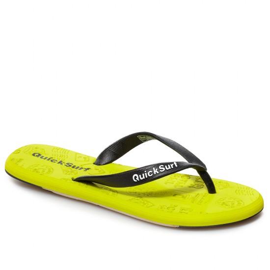 2856-Yellow Дамски Джапанки Quick Surf 36-40