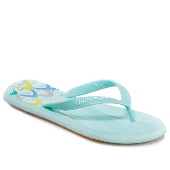2858-Mint Дамски Джапанки Quick Surf 36-40